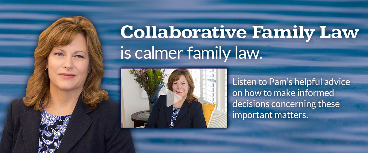 Collaborative Family Law is calmer family law.